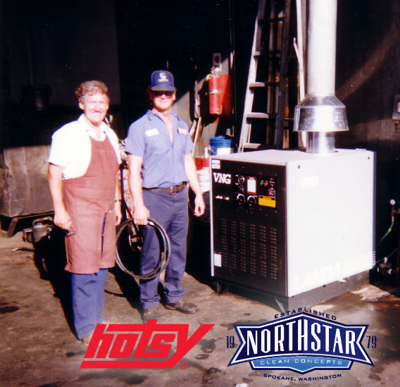 Northstar Hotsy Clean Concepts providing cleaning and environmental solutions